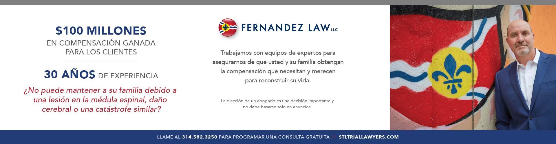 Abogado Gonzalo Fernandez