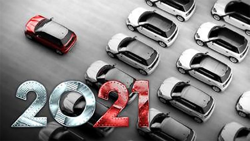 Carros electricos, Medio ambiente, 2021