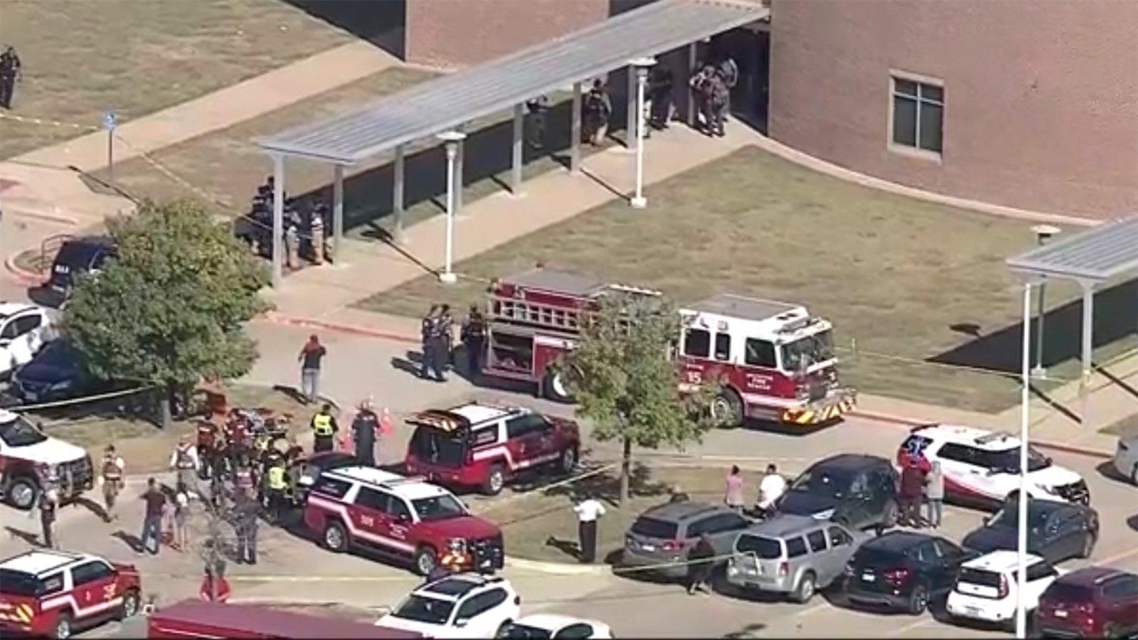 school shooting, texas, arlington, gun control