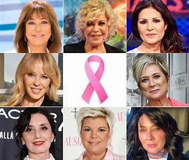 famosos, cancer de mama, batalla, superacion
