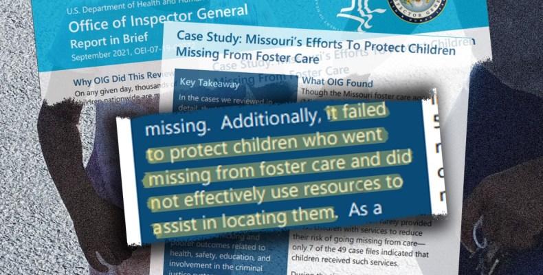 foster care, missouri, jefferson city, st louis, missing, child trafficking