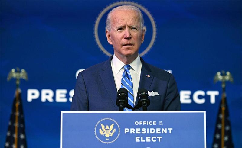Presidente Biden , nuevas politicas, primer dia